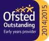 Ofsted Outstanding Early years provider. 2014 - 2015